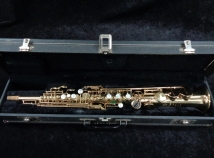 Vintage Original Lacquer Selmer Paris Mark VI Soprano Sax High F#, Serial #292671