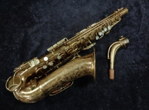 Vintage Original Lacquer The Martin Committee III Alto Sax, Serial #169123