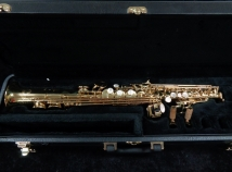 Pristine! Yanagisawa 991 Soprano Sax, 2 Necks, High G Key, Serial #00274796