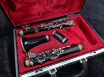 Buffet Crampon R13 Bb Clarinet, Serial #179079