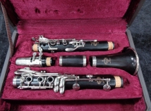 Buffet Crampon Paris R13 Bb Clarinet, Serial # 381408