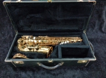 Vintage Original Lacquer Selmer Paris Mark VII Alto Sax, Serial #262889