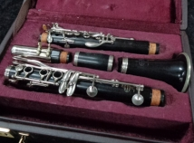 Buffet Crampon Paris France R13 Bb Clarinet, Serial #344698