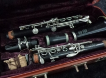 Bargain Price – Repair Man Special! Selmer Paris Series 9 Bb Clarinet, R8210