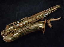 Vintage Original Lacquer Selmer Paris Mark VI Tenor Sax, Serial # 213282
