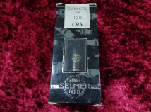 Older Stock Selmer Paris C95 130 Hard Rubber Mouthpiece for Clarinet in Box