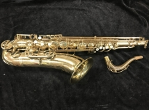 Vintage Original Lacquer Selmer Paris Mark VI Tenor Saxophone, Serial #189002