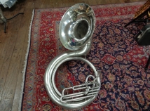 C.G. Conn Sousaphone Fully Serviced and Shined, Serial #9127
