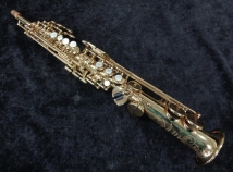 Vintage Original Lacquer Selmer Paris Sopranino Sax, Serial #285927 -  Keyed to High F#!!!