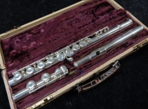 Armstrong C Foot Flute Ready to Play! SN 55283