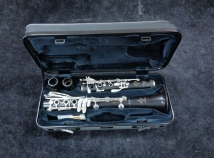 Pristine Condition Buffet Crampon Paris Divine Series Bb Clarinet, Serial #639988