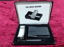The Reed Wizard – For Reed Optimization Clarinet and Saxophone - Excellent Condition
