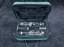Great Price! Buffet R13 Bb Clarinet with New Pads - Serial # 223686