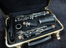 Ready to Play! Selmer USA 1400 Student Clarinet, Serial #P0093163