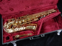 Early Series Yamaha YAS-62 Alto Sax in Beautiful Original Condition - Serial # 080680