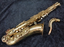 Vintage Buffet Super Dynaction Tenor Saxophone In Original lacquer finish, serial number 19583