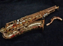 Brand New! P. Mauriat Master 97 Tenor Saxophone in Gold Lacquer