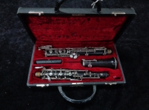 F. Loree Oboe Full Conservatory, Serial #BI99
