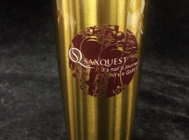 New! Saxquest Thermal Travel Mug