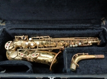 Vintage Selmer Paris Original Lacquer Mark VI Alto Saxophone, Serial Number 188522
