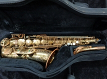 Vintage Selmer Paris Mark VI Alto Saxophone, Serial #94182 - Includes Saxquest Re-Pad