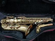 Vintage Five Digit Selmer Paris Mark VI Alto Saxophone, Serial #87414