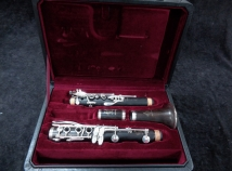 Buffet Crampon R13 Vintage Series Bb Clarinet – Fully Serviced, Serial #445847