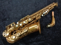 Vintage Selmer Super Balanced Action Alto Sax, Serial #33600