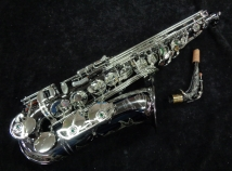 Beautiful! P. Mauriat 500BX Black Pearl Alto Saxophone, Serial #PM 0308517