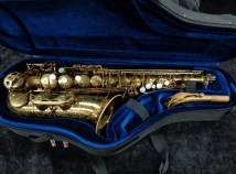 EARLY Vintage Original Lacquer Selmer Mark VI Alto Sax - Serial # 55440