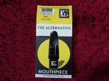 BG France Alternative S2 Alto Sax Mouthpiece - New in Box
