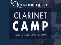2019 Clarinetquest Camp
