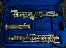 F. Loree Oboe Full Conservatory, Serial #DV28