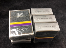 New Old Stock Vandoren V12 4 1/2 Reeds for Bb Clarinet