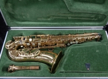Keilwerth SX90 Gold Lacquer Alto Saxophone, Serial #109535 - Great Budget Pro Horn