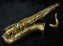 Vintage Original Lacquer Selmer Paris Mark VII Tenor Saxophone, Serial #301053