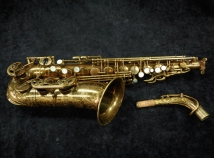 WOW! Selmer Paris Original Lacquer Balanced Action Alto Saxophone, Serial #23476