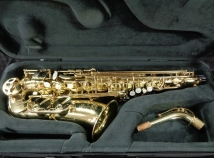 Excellent Condition Selmer Super Action 80 Series II Alto Sax - Serial # 638273