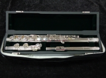 New Pearl Alto Flute 206S - Solid Silver Headjoint