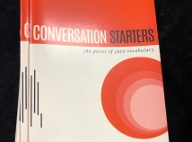 Conversation Starters by Adam Larson - 180 Pieces of Jazz Vocabulary