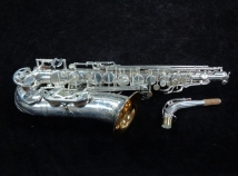 Vitnage Selmer Paris Mark VI Alto, Serial #187032 - Custom Silver Restoration