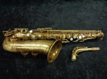 Vintage Selmer Paris Large Bore Alto #11770 - Fully Overhualed Pro Set-up Ready To Play!