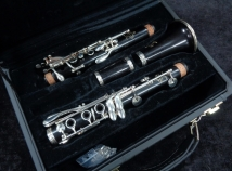 Buffet Crampon R13 Bb Clarinet Silver Keys, Serial #678107