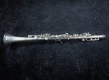 Very Cool! Vintage US Band Master Metal Bb Clarinet – Serial #6345 With Case
