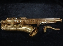 Vintage Selmer Paris Original Lacquer Mark Vi Tenor Saxophone, Serial #144923