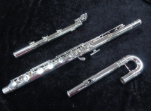 Brand New Pearl Bass Flute - Model 305BE - Ready To Ship!