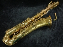 Vintage Original Lacquer Selmer Paris Mark VI Low Bb Baritone Sax, Serial #188248