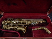 Vintage Original Lacquer Selmer Paris Mark VI Alto #121004 with High F#!!!