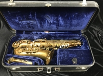 Original Lacquer Buffet Paris Super Dynaction Alto Saxophone - Serial # 13801
