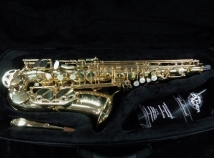 New Selmer Paris Seles AXOS Professional Alto Sax - Hand Selected Ready to Ship!